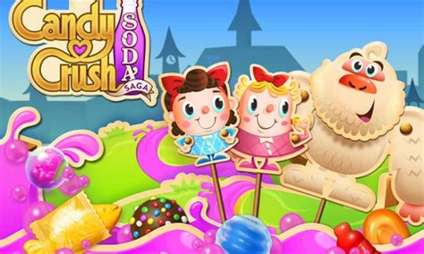 Can Candy Crush Soda Saga be a big hit? Today's Open