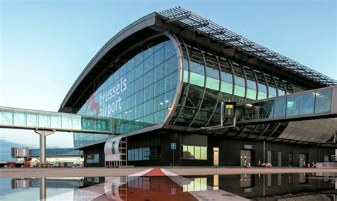 Brussels Airport 3-Star Rating - Skytrax