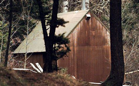 Unabomber's forest hideaway for sale for $69,500 - Telegraph