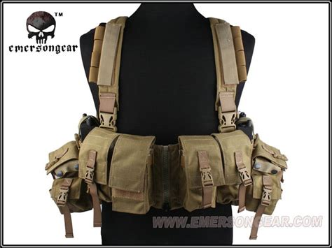 Emerson LBT-1961A Chest Rigs At YZH | Popular Airsoft