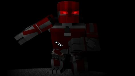 My Robot Transformers (Version Minecraft) - Wallpapers and