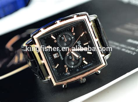 montres homme carrees