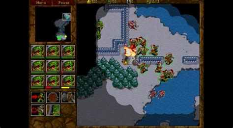 Warcraft and Warcraft II Launch on GOG