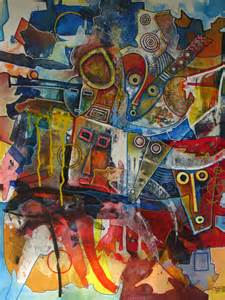 Contemporary Artists Of The African Diaspora Opening