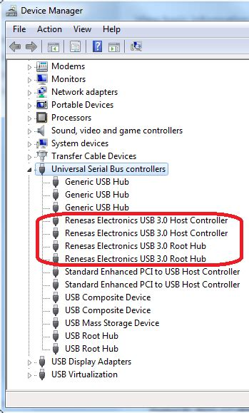 Two USB 3