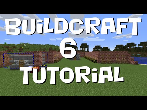 How to use an Architect Table and Builder in FTB - YouTube