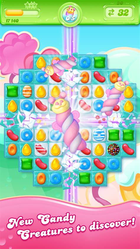 Candy Crush Jelly Saga launched