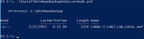 Setting Up Your First PowerShell DSC Pull Server