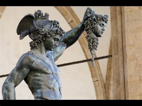 Places to see in ( Florence - Italy ) Perseus Statue - YouTube