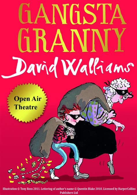 Gangsta Granny Monday 29th July 2019 Outdoor Family