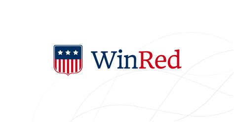 WinRed - Conservatives' #1 fundraising technology