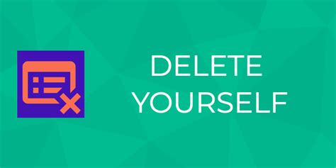 Delete Yourself From The Internet: How To Remove That