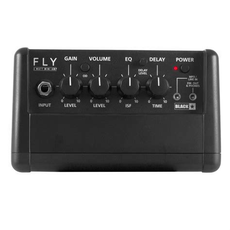 Blackstar Fly 3 Pack Mini Guitar Amp with Fly 103