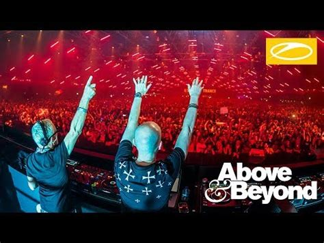 Above & Beyond Live at A State of Trance 900 (Utrecht, The