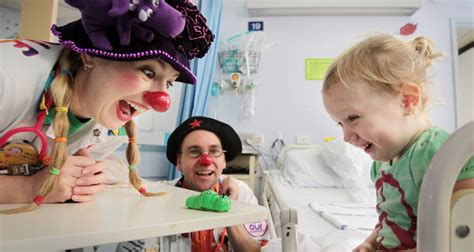 Uni-Degrees in Medical Clowning are changing the way we