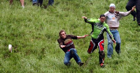 Will Cheese Rolling be a muddy one this year - latest