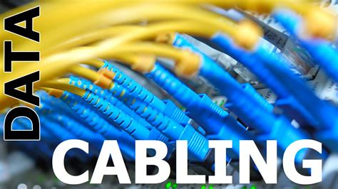 Data Cabling & Network Cabling | Installation | Contractor