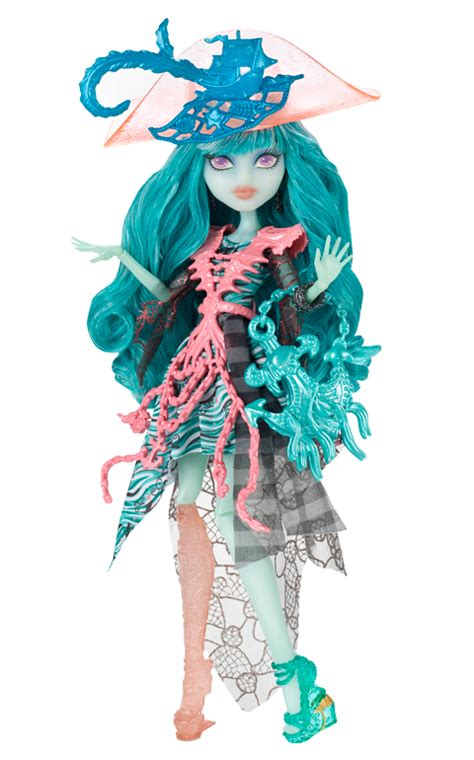Vandala Doubloons   Personnages Monter High   Monster High