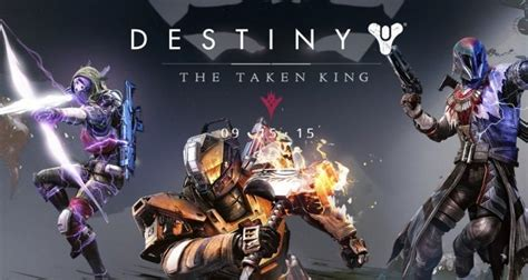 The Taken King Both Perpetuates and Abandons Bungie's