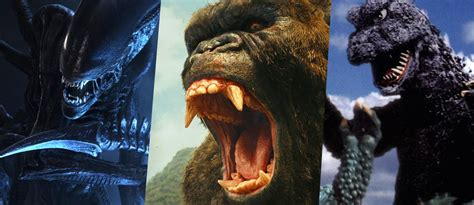The 50 Best Movie Monsters Of All Time